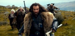 Thorin Oakenshield Richard Armatage
