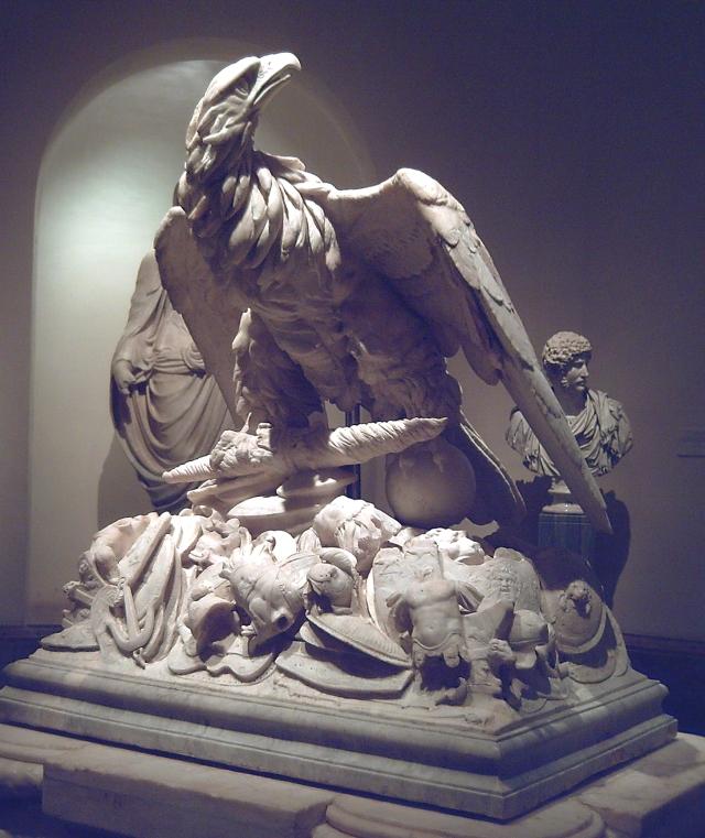 Apoteosis de Claudio (Museo del Prado E-225) 01