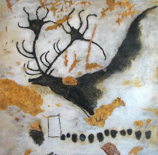 Lascaux-deer