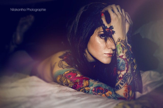 Inked Girls And Alternative Models by Nilakantha Photographies (9)