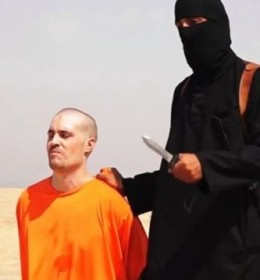 "Briton"" executes American in Caliphate"