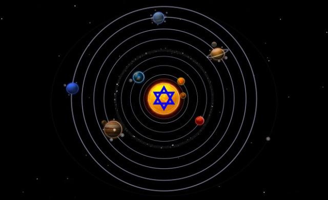 jewish solar-system 1